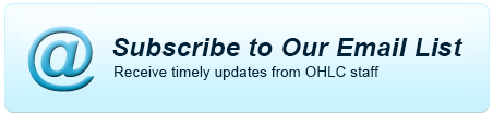 OHLC Newsletter Signup Button